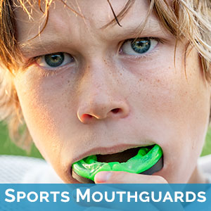 Sports Mouthguards in Bayside